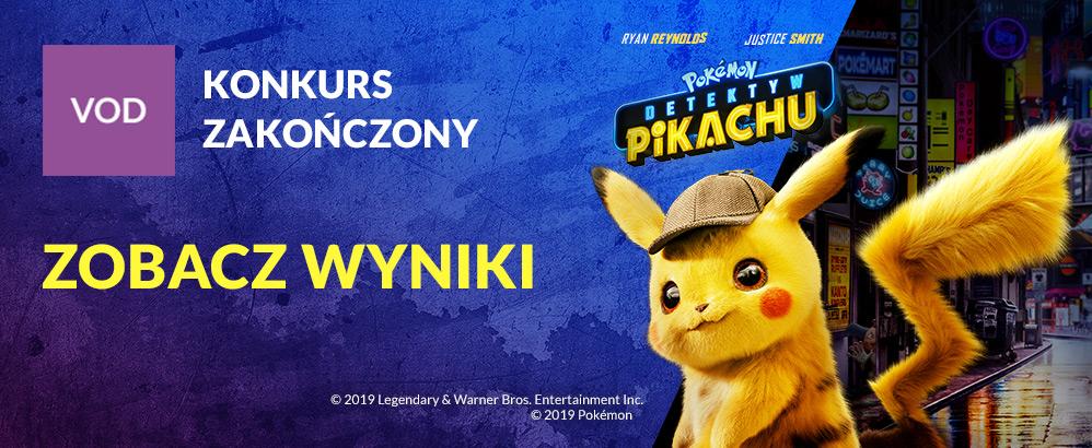 Pikachu - konkurs