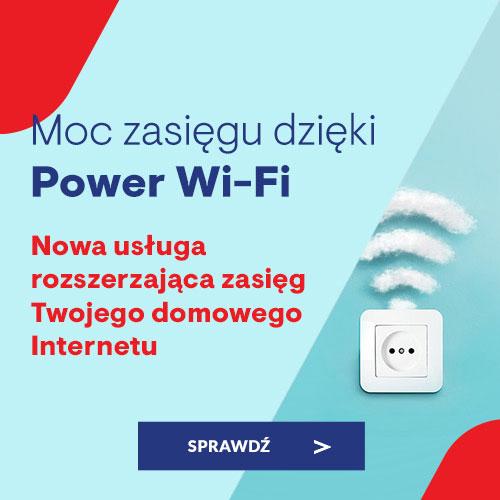 Power Wi-Fi
