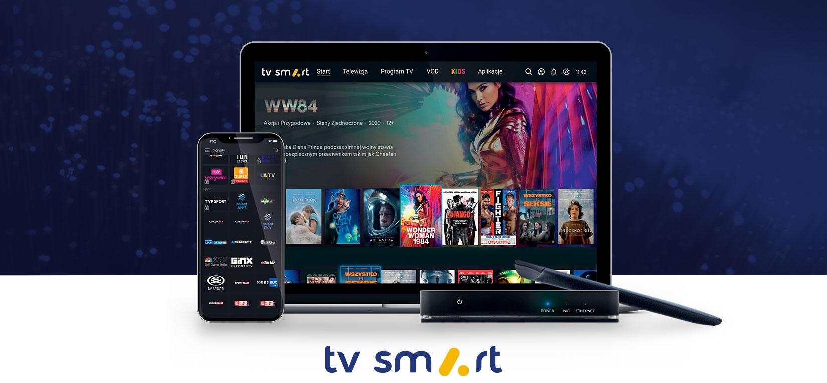 Telewizja Smart